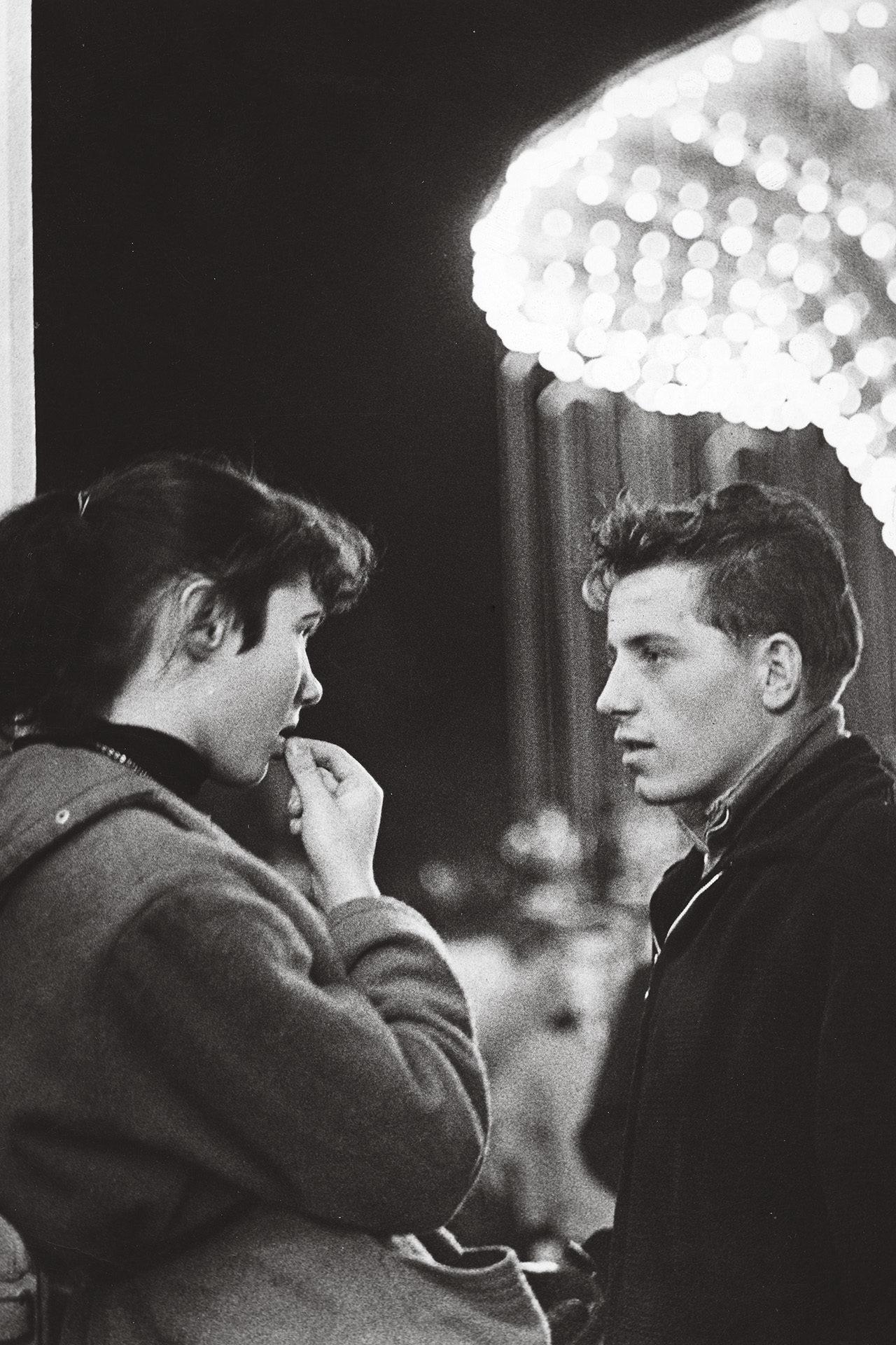 Kettenkarussel, Oktober 1958 | Günter Jendrny