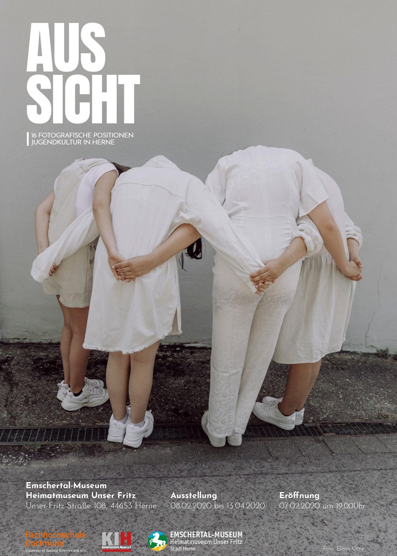 Ausstellungsplakat Foto: © Elena Otto, INA